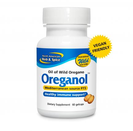 Oreganol, 60 gelcaps (North American Herb & Spice)