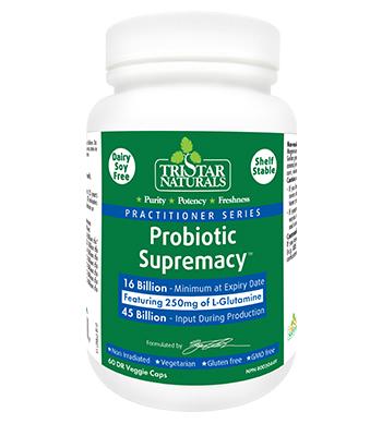 Probiotic Supremacy 45 Billion, 60 vcaps (TriStar Naturals)