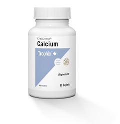 Chelazome Calcium 120 Veg Caps (Trophic)