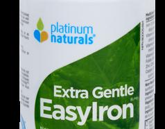 Extra Gentle Easy Iron 60 Veg. Capsules (Platinum Naturals)