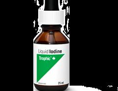 Liquid Iodine 50 mL (Trophic)