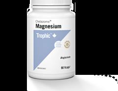 Chelazome Magnesium 180 Caplets (Trophic)
