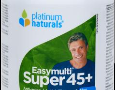 Easymulti Super 45+ Men 60 Softgels (Platinum Naturals)
