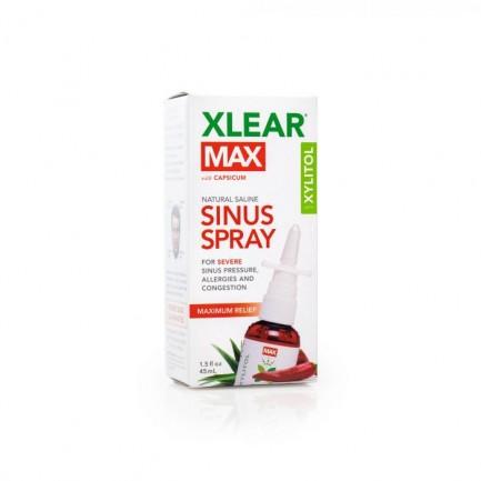 Xlear Max Sinus Spray 45ml