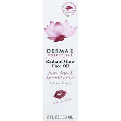 Derma E - Radiant Glow Face Oil