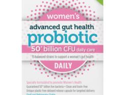 Genuine Health Woman's Advanced Gut Health Daily Probiotic