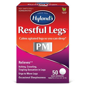 Hylands Restful Legs PM